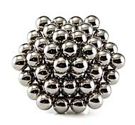 abordables -50 pcs 10mm Jouets Aimantés Blocs Magnétiques Boules Magnétiques Blocs de Construction Aimants de terres rares super puissants Aimant Néodyme Cube casse-tête Classique Type magnétique Jouets de