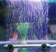 economico -Acquari Acquario Pietre aeratore Massa filtrante Aspirapolvere Ompermeabile Decorativo Facile da applicare Marmo / granito 2 110-220 V