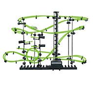 abordables -Spacerail 231-2G 10000MM Marble Run Race Construction Circuits Set de Circuits à Billes Jouet Vapeur Phosphorescent Fluorescent Noctilumineux Plastique Acétate / Plastique ABS Enfant Adolescent