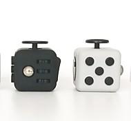 abordables -Ensemble de cubes de vitesse 1 pcs Cube magique Cube IQ Jouet Fidget Cube Fidget Cube casse-tête Classique Minimaliste Bureau / Affaires Enfants Enfant Adulte Jouet Cadeau