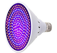 abordables -1pc 25 W Ampoule en croissance 1700 lm E26 / E27 260 Perles LED SMD 5733 Décorative Rouge Bleu 85-265 V / RoHs / FCC