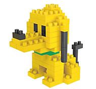 abordables -WLtoys Blocs de Construction 82 pcs Chiens Dessin Animé Animal compatible Legoing Animaux Adorable A Faire Soi-Même Animaux Animal Le style mignon Jouet Cadeau / Enfant