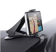 abordables -Accroche Support Téléphone Automobile Universel Téléphone portable Tableau de Bord Type de boucle Plastique Accessoire de Téléphone
