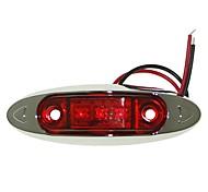 abordables -SENCART 1 Pièce Camion / Moto Ampoules électriques 1.5W LED SMD 3 Éclairage extérieur For Universel Toutes les Années