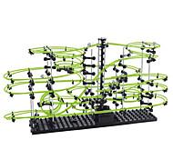 abordables -Spacerail 233-4G 22000mm Circuits Ensemble de piste en marbre Jouet Educatif Jouets montagne Russe Kits de Maquette Ensemble de monteur Circuit à Bille Plastique Acétate / Plastique ABS / Fluorescent