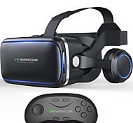 abordables -réalité virtuelle shinecon 6.0 bluetooth casque vr lunettes casque 3d boîte pour 4.7-6.0 smartphones
