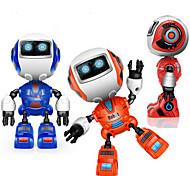 economico -RC Robot Learning & Education 2.4G Cromo / Lega Con l'altoparlante di musica / Casual Luminoso / Mini / Sondare No