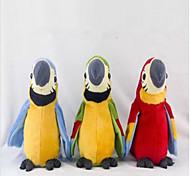 abordables -Animaux Electroniques Thème classique Parrot Parlant Adorable Electrique Enfant Adulte Jouet Cadeau / Interaction parent-enfant cadeaux noël enfant