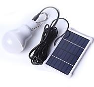 abordables -Lanternes de camping et lampes de tente 100 lm LED LED Émetteurs Automatique Mode d'Eclairage avec Chargeur Ajustable Energie Solaire Camping / Randonnée / Spéléologie Blanche