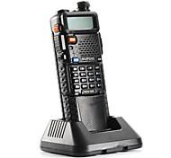 abordables -BAOFENG Portable / Analogique Alarme d'urgence / Avertissement Batterie Faible / Logiciel PC Programmable 3 - 5 km 3 - 5 km 128 5 W Talkie walkie Radio bidirectionnelle
