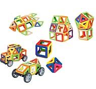 abordables -Blocs Magnétiques Carreaux magnétiques Blocs de Construction Briques de construction 26 pcs Brillant Classique & Intemporel Jouets de construction Garçon Fille Jouet Cadeau / Enfant