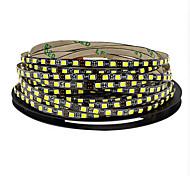 abordables -zdm 5m led bandes lumineuses Ruban LED  flexibles tiktok lights 600 led super bright strip qualité supérieure dc12v 2835 smd 10mm 120leds mètres 5mm largeur noir double face pcb flexible décoratif déc
