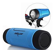 economico -ZEALOT ZEALOT Casse acustiche da supporto o da scaffale All'aperto Altoparlante Bluetooth Stile Mini Altoparlante Per