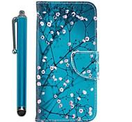 economico -telefono Custodia Per Samsung Galaxy Integrale S9 S9 Plus S8 Plus S8 Bordo S7 S7 Bordo S6 S6 A portafoglio Porta-carte di credito Con supporto Farfalla Resistente pelle sintetica