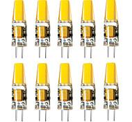 economico -10 pz g4 3w 1led dimmerabile mais light dc12v bianco / bianco caldo