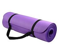 economico -Tappetino da yoga 0.000*0.000*0.000 cm Inodore Ecologico Alta densità Non tossico Molto spesso antiscivolo NBR Ompermeabile Fisioterapia Perdita di peso Dimagrante corpo scultoreo Calorie bruciate per