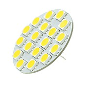abordables -1 pc 5 W LED à Double Broches 540 lm G4 T 18 Perles LED SMD 5730 Décorative Blanc Chaud Blanc Froid 12-24 V
