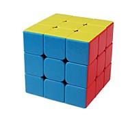 abordables -Ensemble de cubes de vitesse 1 pcs Cube magique Cube QI Shengshou D0889 3*3*3 Cubes Magiques Casse-tête Cube Enfants Mode Jouet Cadeau
