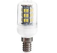 economico -1pc 5 W LED a pannocchia 1200 lm E14 GU10 T 42 Perline LED SMD 5730 Decorativo Bianco caldo 12 V