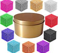 abordables -216*1   216*2   216*3 pcs 3mm Jouets Aimantés Boules Magnétiques Blocs de Construction Aimants Magnétiques Super Forts Aimant Néodyme Puzzle Cube Magnétique Type magnétique Niveau professionnel 3mm A