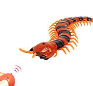 abordables -Animal télécommandé Farces et Attrapes Tours de magie Mille pattes Creepy-crawly mille-pattes Télécommande Simulation Garçon Fille Cadeau 1 pcs Tortue Scorpion Noir Rouge scorpion