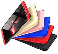 economico -telefono Custodia Per Samsung Galaxy Integrale A8 2018 A8+ 2018 Resistente agli urti Tinta unita Resistente PC