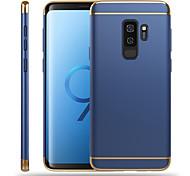 economico -telefono Custodia Per Samsung Galaxy Per retro S9 S9 Plus S8 Plus S8 Bordo S7 S7 S6 edge plus Bordo S6 S6 Placcato Tinta unita Resistente PC