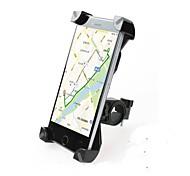 economico -Attacco cellulare per bici 360 Rotating Anti Shake Stabile per Bici da strada Mountain bike Plastica iPhone X iPhone XS iPhone XR Ciclismo Nero Rosa