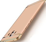 economico -telefono Custodia Per Huawei Per retro Mate 10 Mate 10 pro Mate 10 lite Mate 9 Mate 9 Pro Resistente agli urti Placcato Tinta unita Resistente PC