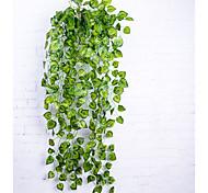 abordables -Plastique Style Simple Guirlande et Fleur Murale 1