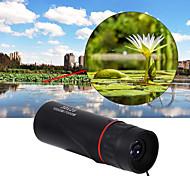 abordables -10 X 25 mm Monoculaire Lentilles Portable Vision nocturne Multi-traitées BAK4 Camping / Randonnée Chasse Trail Vision nocturne Carcasse de plastique