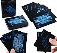 abordables -Accessoire de Magie Jeu de cartes Tours de magie Professionnel Ultra léger (UL) Homme Unisexe Garçon Cadeau 1 pcs Noir / 14 ans et +