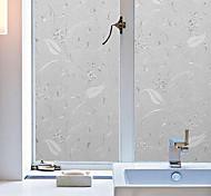 abordables -Fleur 45 cm 100 cm Mat Salon / Salle de bain / Boutique / Café PVC