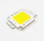 abordables -zdm ™ diy 30w intégré led / haute performance 2500-3000lm naturellement blanc 4000-4500k module led intégré léger (32-35v 0.8-0.9a)