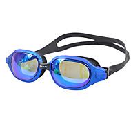abordables -Lunettes de natation Etanche Portable Antibrouillard Pour Adulte Acétate Polycarbonate Rouge Incarnadin Noir Bleu