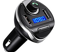 economico -YuanYuanBenBen T20 Bluetooth 3.0 Kit per auto Bluetooth Trasmettitori FM Universale