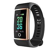 economico -KUPENG M18 Unisex Intelligente Bracciale Android iOS Bluetooth GPS Smart Sportivo Impermeabile Monitoraggio frequenza cardiaca Pedometro Avviso di chiamata Localizzatore di attività Monitoraggio del