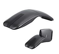 economico -MODAO E1805 Wireless 2.4G Optical creativo mouse Luce LED 1200 dpi 2 livelli DPI regolabili 2 pcs chiavi 2 tasti programmabili