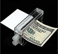 abordables -Farces & Attrapes Tours de magie Tour de magie Machine d'impression d'argent Créatif Cadeau 1 pcs Noir