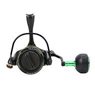 economico -Mulinelli da pesca Mulinelli per spinning 6.2:1 Rapporto di trasmissione 12 Cuscinetti a sfera per Pesca di mare / Pesca a mulinello / Filatura