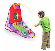 abordables -Jouet de Basketball Sports & Activités d'Extérieur Interaction parent-enfant Enfant Jouet Cadeau 5 pcs