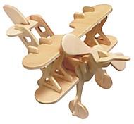 economico -Puzzle Modellini di legno Giocattoli di logica e puzzle Aereo Scuola Livello professionale Stress e ansia di soccorso di legno 1 pcs Per bambini Teen Tutti Da ragazzo Da ragazza Giocattoli Regalo