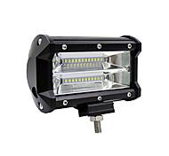 abordables -1pcs Automatique Ampoules électriques 72 W LED Lampe de Travail Pour Jeep / Ford Pickup Toutes les Années