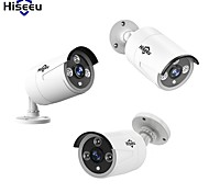 economico -Hiseeu HB612-3.6 2 mp Videocamera IP All'aperto Supporto / CMOS / Indirizzo IP dinamico  / SO iPhone / Android