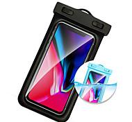abordables -Sac de téléphone portable Sac étanche pour iPhone X iPhone XR iPhone XS Poids Léger 6.5 pouce PVC 30 m / iPhone XS Max