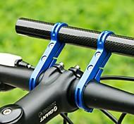 abordables -Extension de Guidon de Vélo Fixation de Lampe Fibre de carbone Poids Léger Etendu Porte-outil pour Vélo de Route Vélo tout terrain / VTT TT Fibre de carbone Alliage d'aluminium Noir Noir / Rouge