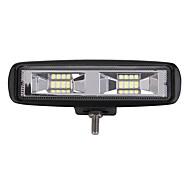 abordables -OTOLAMPARA Automatique LED Lampe de Travail Ampoules électriques 2400 lm LED Intégrée 204 W 16 Pour Universel Tous les modèles Toutes les Années 1 Pièce