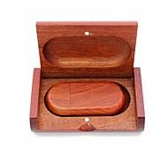 abordables -fourmis en bois 16g clé usb 2.0 64g 32g 16g 8g 4g 2g disque boîte d'emballage bambou en bois pendrive