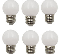 economico -6 pz 2 W Lampadine globo LED 80 lm E26 / E27 G45 8 Perline LED SMD 2835 Decorativo Decorazione di nozze di Natale Bianco caldo Luce fredda 220-240 V