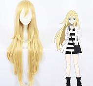 abordables -Anges de la mort Rachel Gardner Rayon Perruques de Cosplay Tous 40 pouce Fibre résistante à la chaleur Perruque Anime